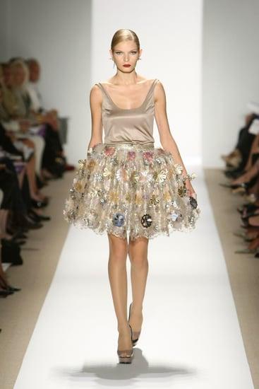 New York Fashion Week: Dennis Basso Spring 2010