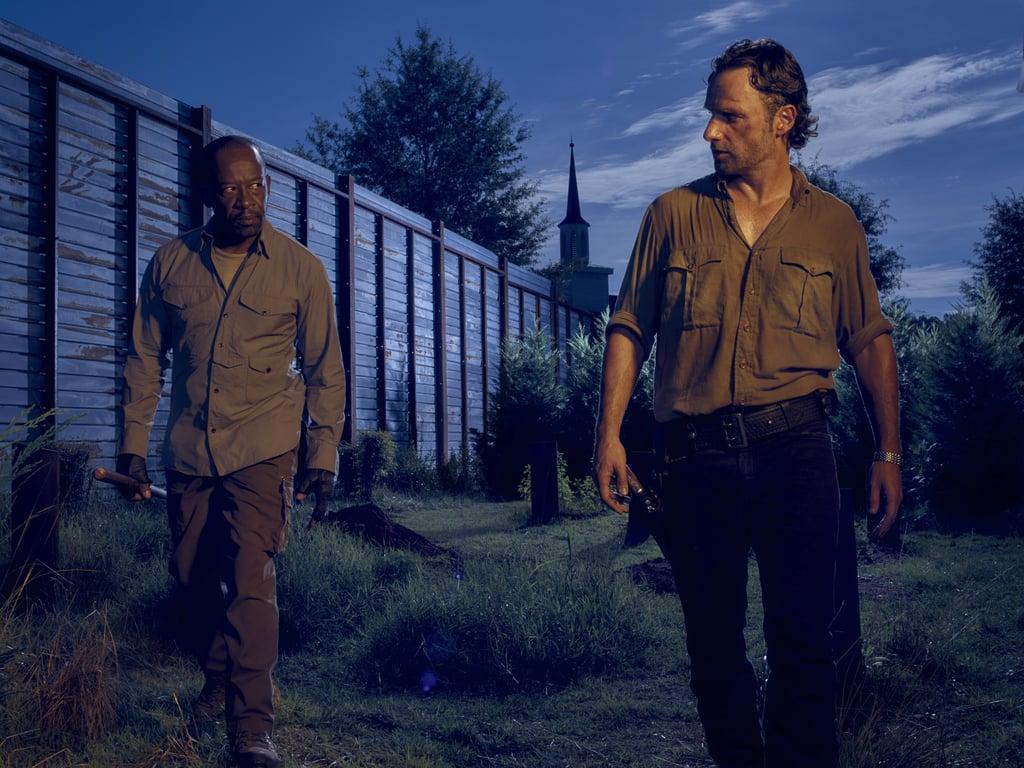 The Walking Dead Cast Early Roles
