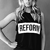 """Love Your Form """"Reform"""" Tank, $49"""