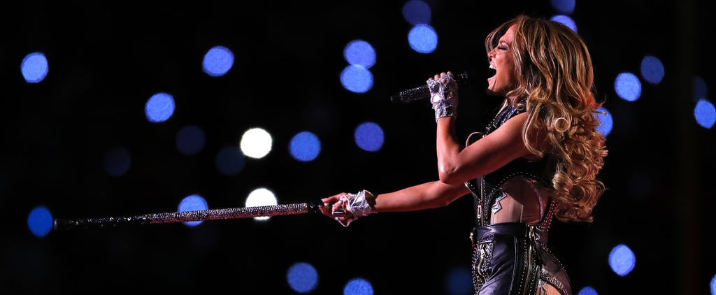 How to Recreate J Lo's Super Bowl Hairstyle