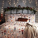 Riva Home Christmas Nutcracker Duvet Set