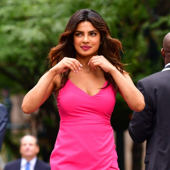 Priyanka Chopra's Pink Dress in Isn't It Romantic Movie