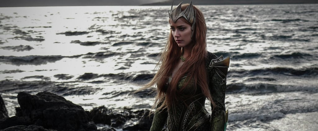 Zack Snyder's Picture of Mera in the Aquaman Movie