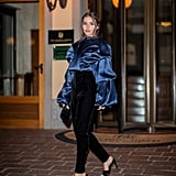 Olivia Culpo at Milan Fashion Week 2020