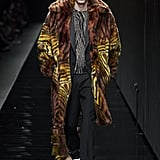 Versace's Fall/Winter 2020 Runway Show at Milan Fashion Week