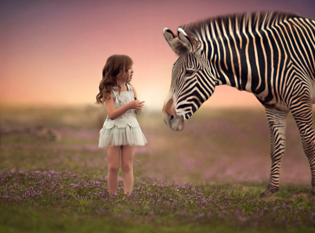 Photographer Captures Children S Dreams On Camera