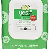 Yes to Cucumbers Hypoallergenic Facial Wipes
