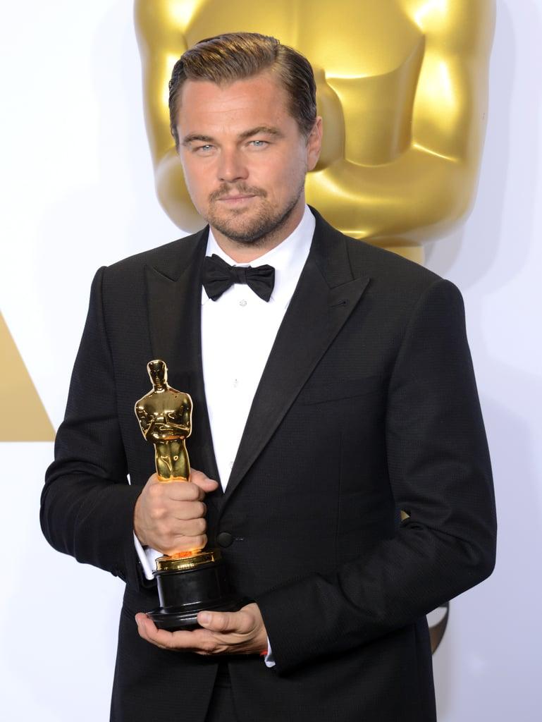 Leonardo DiCaprio Oscars Memes 2016