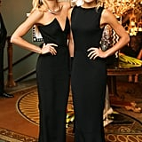 Jessica Hart and Ashley Hart at the Save Venice Ball in New York. Photo: David X Prutting BFAnyc.com