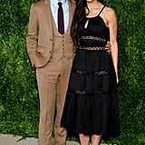 Zac Posen and Demi Moore