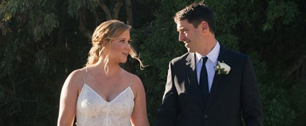 Amy Schumer's Reason For Not Taking Her Husband's Name Is Understandable, to Be Honest