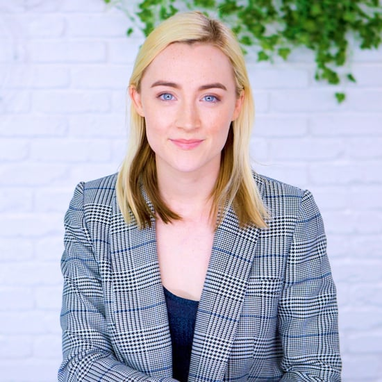 Saoirse Ronan Interview on Lady Bird November 2017