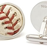 Tokens & Icons MLB Used Baseball Cuff Links