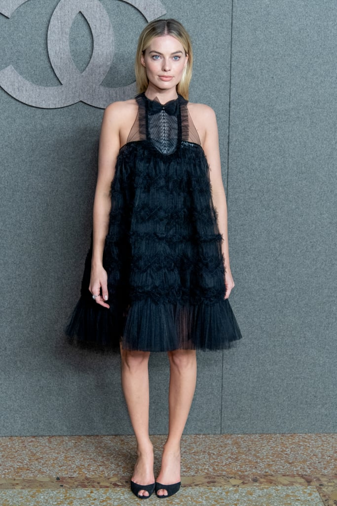 Margot Robbie Looked Phenomenal in Tulle