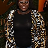 Danielle Brooks at the 2020 MACRO Pre-Oscars Party