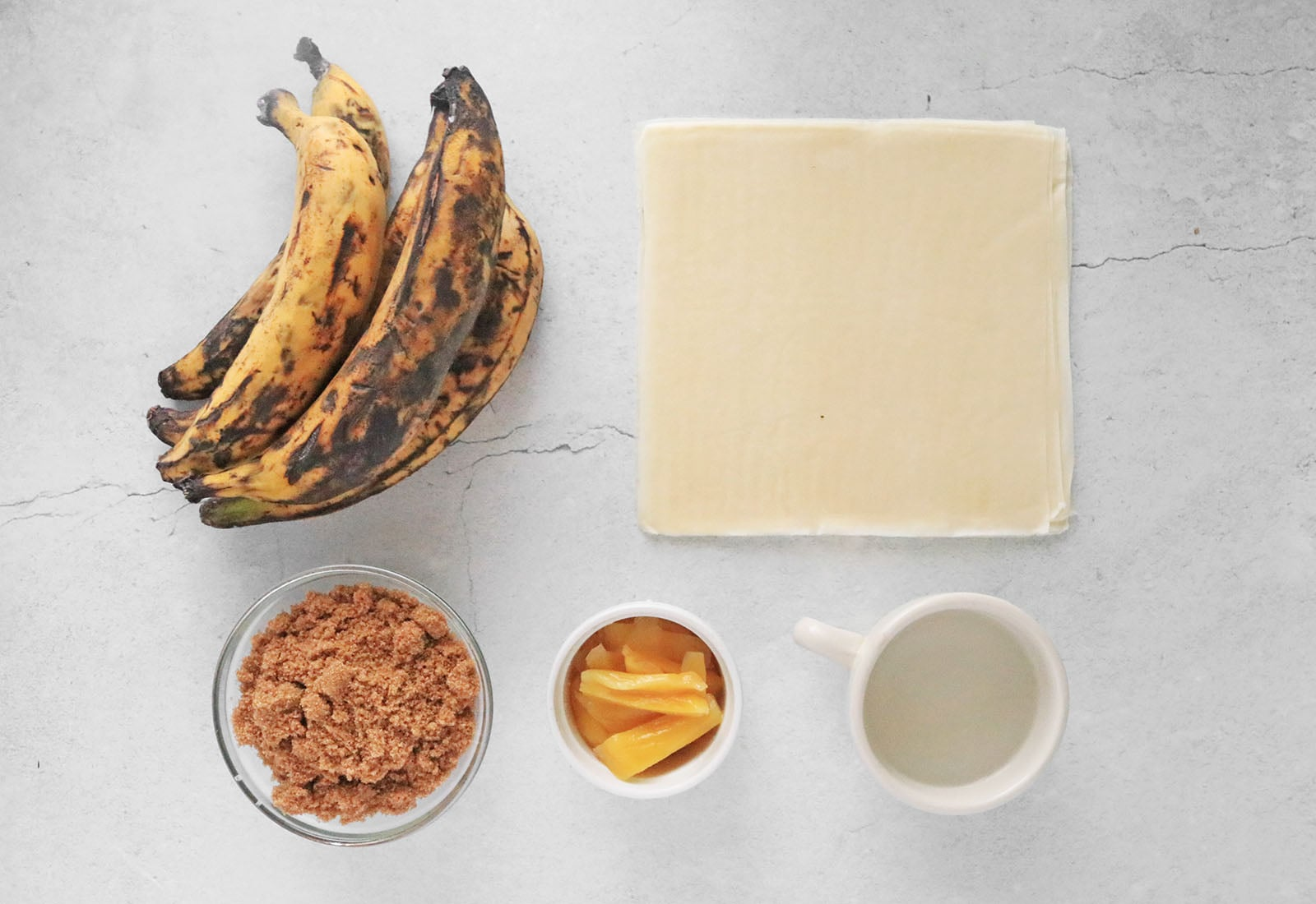Turon ingredients