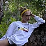 Cara Delevingne's New Puma Collection Celebrates Pride