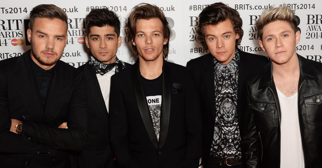 Hottest One Direction Pictures