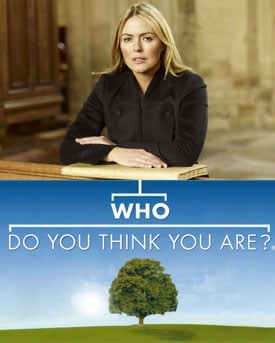Pop Poll On Who Do You Think You Are? With Patsy Kensit In First Episode