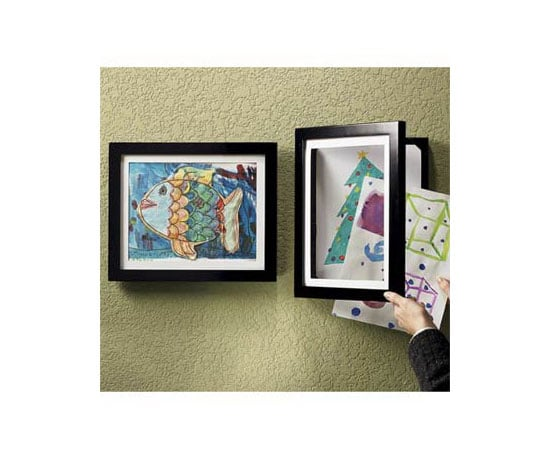 Frame (and Reframe) Your Lil Artist's Artwork