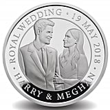 The Royal Wedding 2018 UK £5 Silver Proof Coin (£82.50)