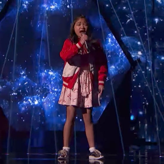 "Angelica Hale Singing ""Clarity"" on America's Got Talent"