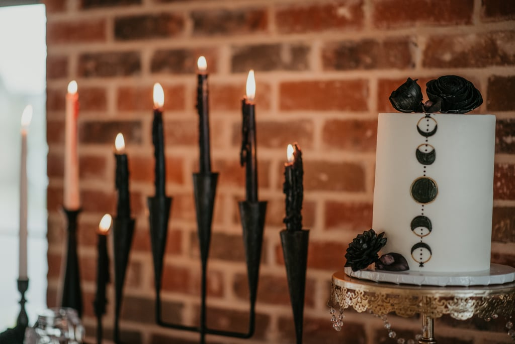 Elegant Halloween Wedding Ideas