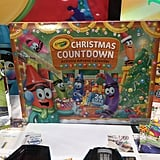 Crayola Christmas Countdown Advent Calendar