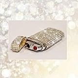Clear Crystal Diamond Rhinestones Bling Lighter
