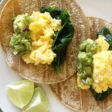 Avocado Breakfast Tacos Recipe