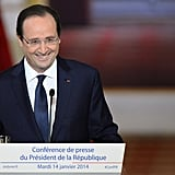 At a press conference on Tuesday, President Hollande declined to answer questions about the affair but did confirm that he was going through a difficult personal time.