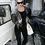 Kate returned to the Paris Ritz in January 2006.