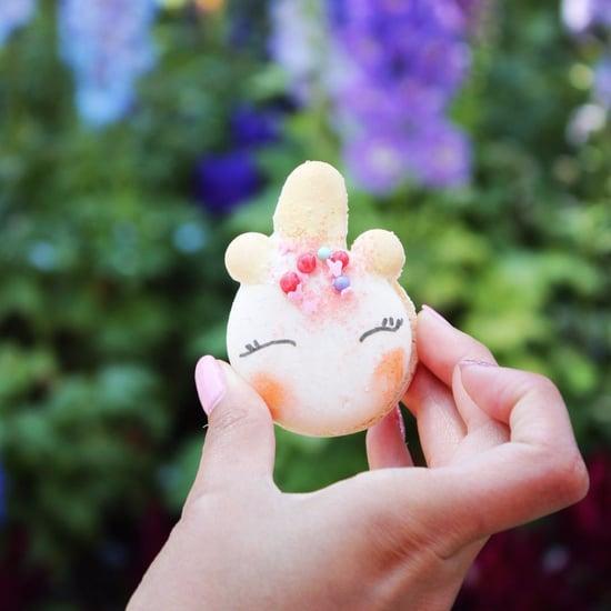 Disneyland Unicorn Macarons