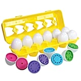 Kidzlane Colour Matching Egg Set