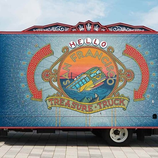 What Is Amazon Treasure Truck?