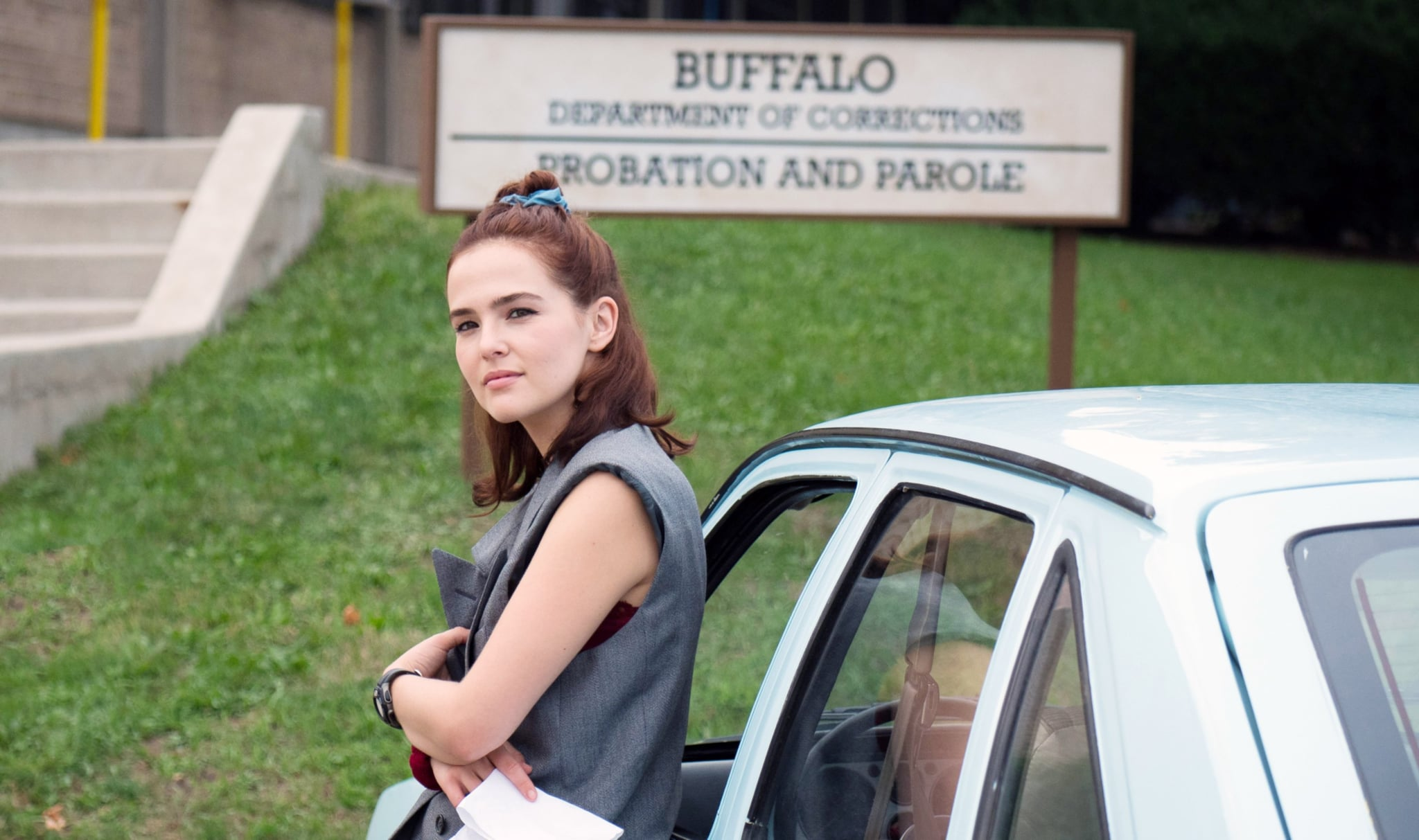 BUFFALOED, Zoey Deutch, 2019.  Magnolia Pictures / courtesy Everett Collection