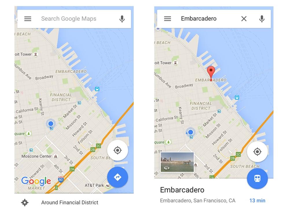 Google Maps Sharing Location POPSUGAR Tech
