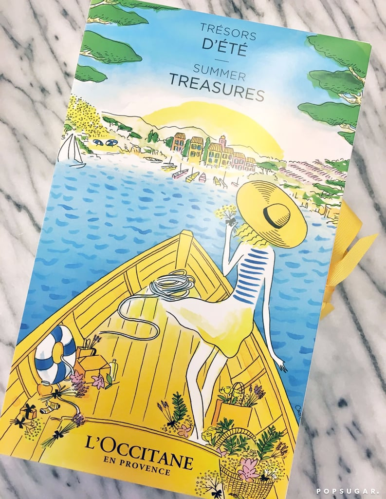 L'Occitane Summer Treasures Advent Calendar