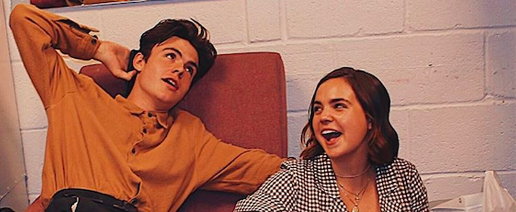 Pictures of Bailee Madison and Blake Richardson