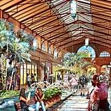 Disney Springs: Town Center