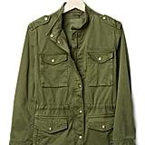 Classic utility jacket ($98)