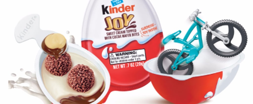 Kinder Eggs Are Coming to the US, and Your Kids Are Going to Lose Their Sh*t