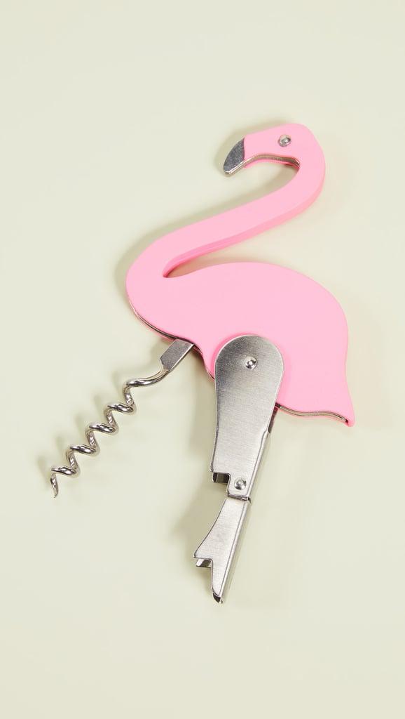 Gift Boutique Flamingo Corkscrew