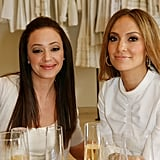 Jennifer Lopez and Leah Remini Pictures