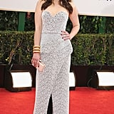 Emilia Clarke Plays the Game of Globes