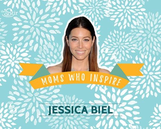 Multitasking Mom Jessica Biel Is Using Her Star Power for Good