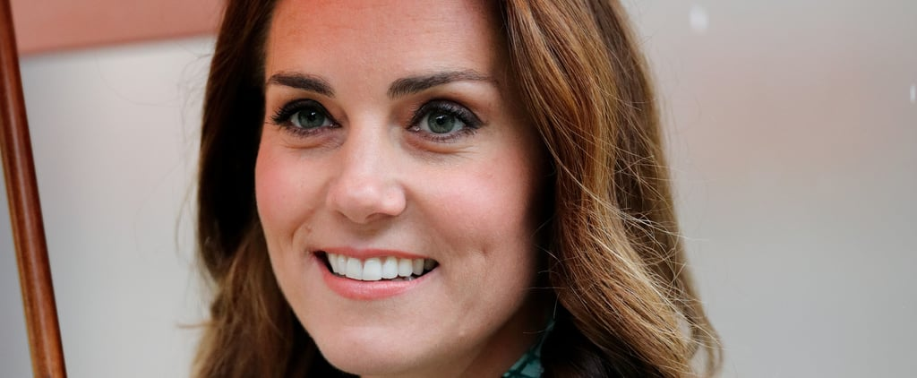 The Duchess of Cambridge's Pregnancy Hair Trick Is Actually Genius — and Very Sneaky!