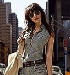 Fab Ad: Daisy Lowe for DKNY Jeans