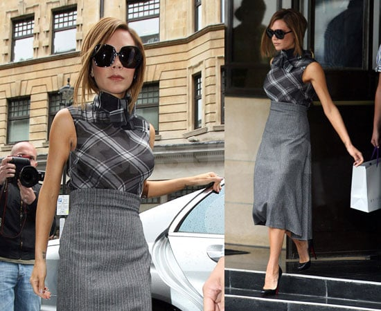 Victoria Beckham Thinks David Is Better-Looking Than George Clooney