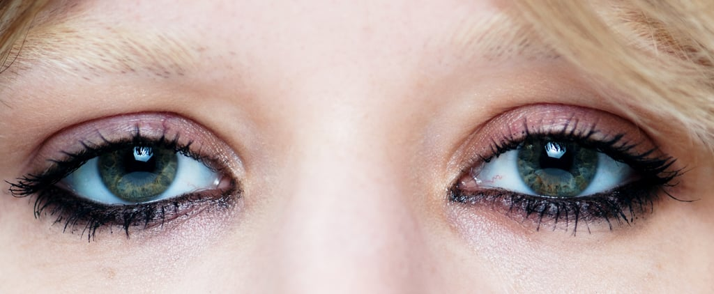 "The ""Reverse"" Eyeliner Makeup Trend For Summer"